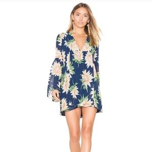Show Me Your Mumu sunflower dream tunic
